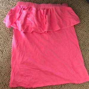 Bright pink lily pulitzer shirt